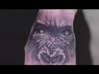 Best animal tattoo B&G