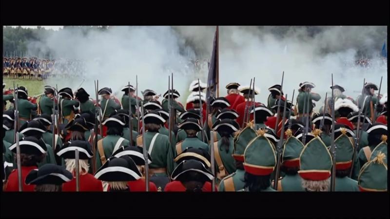 Полтавская битва (к/ф Слуга Государев)