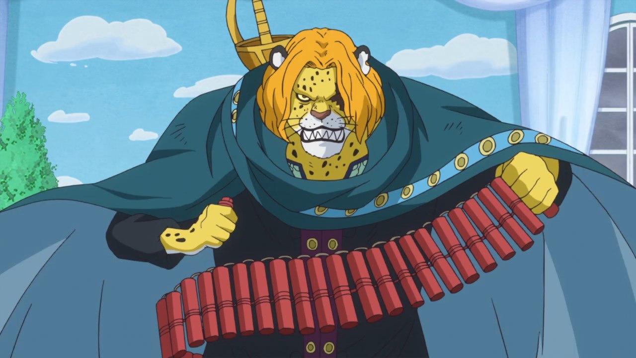 One Piece 821, Скачать Ван Пис 821, Большой Куш 821