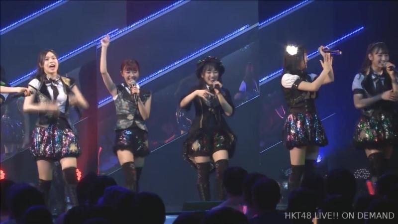 HKT48 Team H 4th Stage