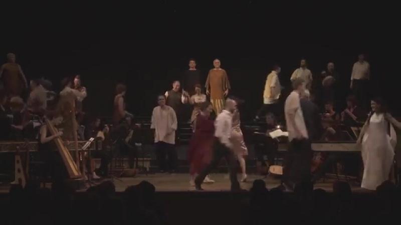 Claudio Monteverdi - L'Orfeo - English Baroque Soloist -Monteverdi Choir - J.E. Gardiner - La Fenice 2017