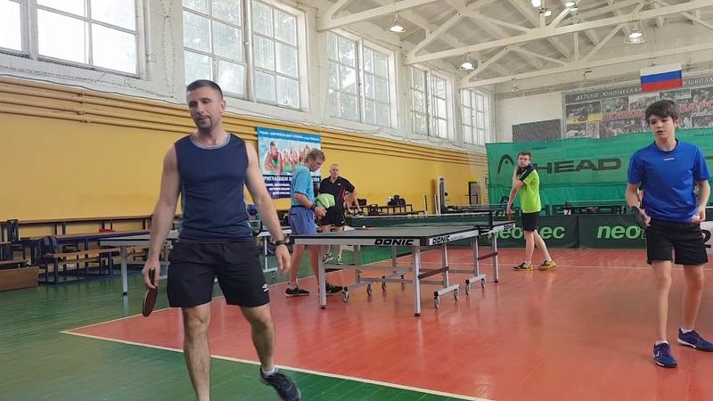 Воеводин Скрипчинский 4й тур Кубка Торпедо Брянск 9 06 18