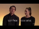 Tessa and Scott Infusing passion into the process