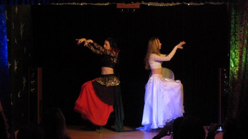 Танец Крылья PS Ангел и Демон
