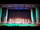 Выступление наших танцоров на международном фестивале в Сочи