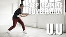 U.U   COMBINATION - STEP LEARNING - Dance Tutorials