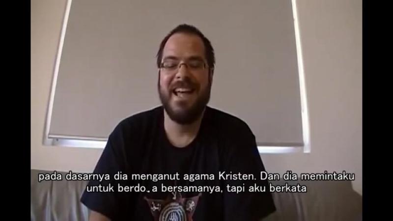 Professor Yahudi Masuk Islam via