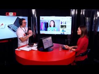Діана Глостер - блогер та телеведуча