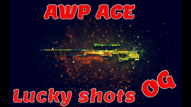 CS GO VAC ROUND (ACE AWP)