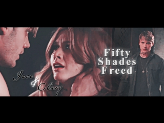 ● Jace & Clary(Sebastian) |Fifty Shades Freed |Trailer | Season 3 | Shadowhunters