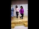 танец с голубями и обручем концовка