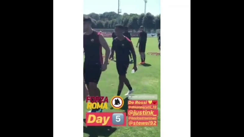 5 Day Justin Kluivert