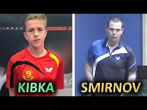Кибка - Смирнов Kibka - Smirnov на Высшей лиге КЧУ 2018-04, 3-й тур