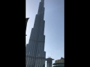Бурдж-Халифа и Дубай Молл