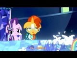My Little Pony: FiM | Сезон 8, серия 8 — The Parent Map [HD] [русские субтитры]