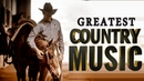 Best Classic Country Songs Of All Time - Greatest Old Country Music Of 60s 70s 80s 90s