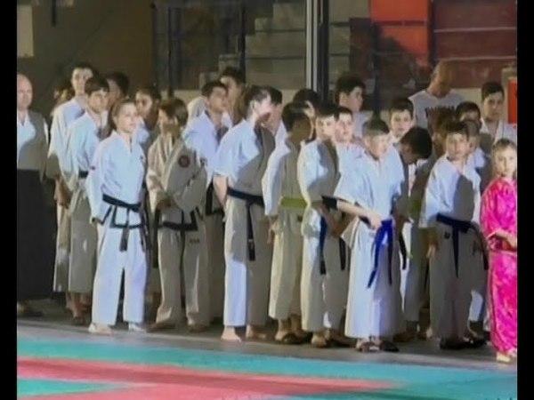 Уфа принимает первые открытые Евразийские юношеские игры боевых искусств