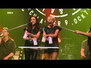 Anita und Alexandra Hofmann - Irgendwann (Cup-Song)