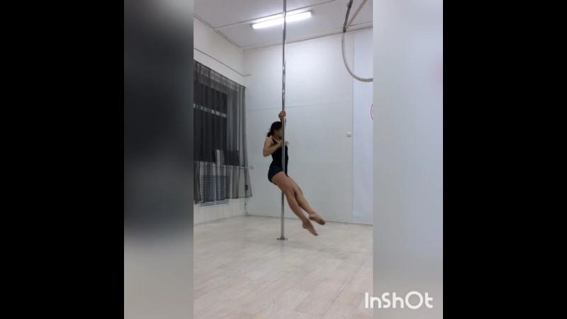 Cherry Pole Dance Мрыхина Валя