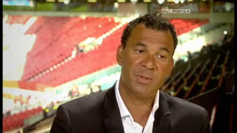 Footballs Greatest / Best Players in the World / Ruud Gullit