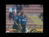 Никола Вентола (Интер) - гол в ворота московского Спартака, 1998 год