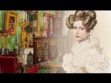 Угловой кабинет императрицы Александры Фёдоровны (зал № 185)