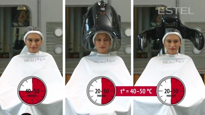 Выпрямление волос BEAUTEX ESTEL Haute Couture