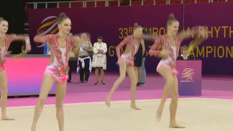 Танцуй Россия и плач Европа...