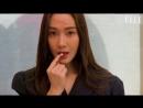 CF Джессика для ELLE Корея x Couronne