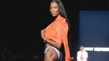 Naomi Campbell Tommy Hilfiger Spring 2005