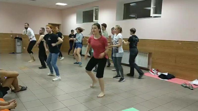 Руза танец сосисо