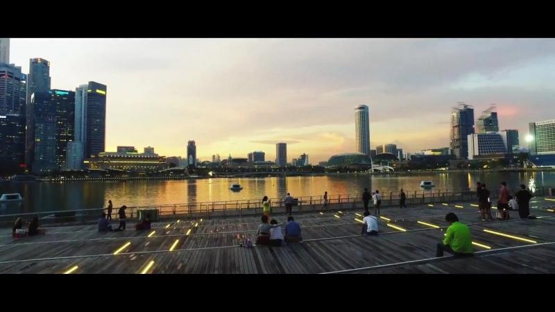 Holidays in Singapore 4K - Vilius Erika