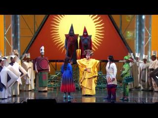 Metropolitan Opera - Wolfgang Amadeus Mozart Die Zauberflte (Нью-Йорк, ) - Акт I