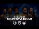 [#My1] Новый День (ч) против Усо за титул Командных Чемпионов Смэкдауна. Ад в Клетке 2017
