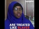 Les gouvernantes kenyanes demandent à être secourues des griffes de leurs employeurs saoudiens 😢