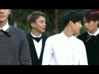 VIDEO 170920 EXO @ Soribada Awards | Red Carpet