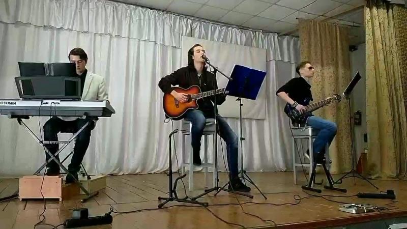 акустический концерт группы