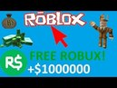 Free Robux Hack for May 2018
