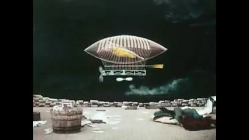 Inventor Crazybrains and His Wonderful Airship (1906)
