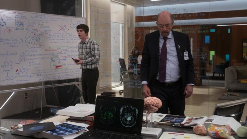 Хороший доктор 1 сезон 18 серия LostFilm 1080