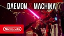 Daemon X Machina — трейлер с E3 2018 Nintendo Switch
