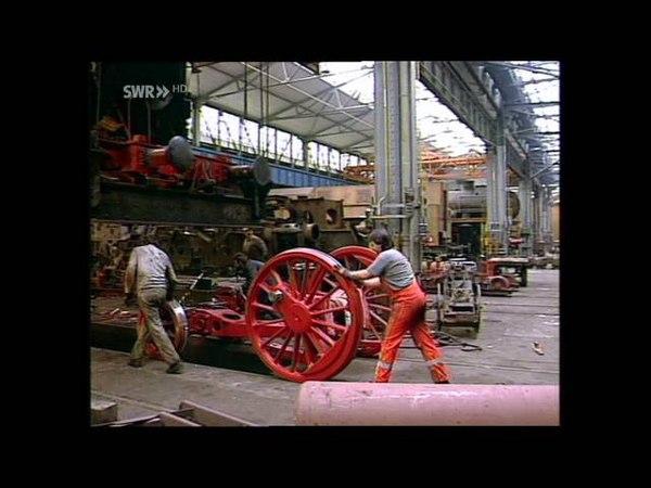 Eine Dampflok entsteht: Erneuerung der Tender-Dampflokomotive 64 491