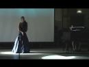 Дарья Воробьева-Ария Чио-Чио Сан(опера Мадам Баттерфляй С.Пуччини)