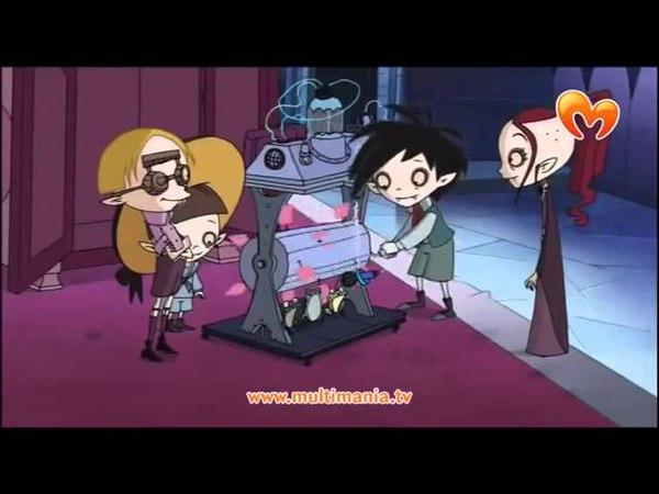 Школа Вампиров 17 серия 2 сезон Виртуоз