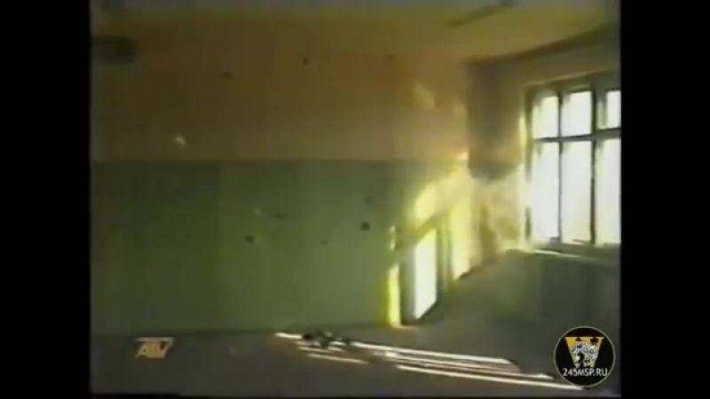 Ужасы войны. Чечня бои за грозный 1995