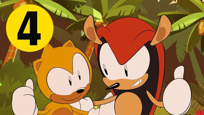 Movie Sonic Mania Adventures Episode 4