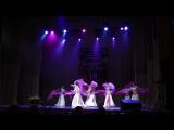3D Хореография. Oriental show