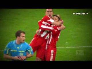 «Бавария» поздравила Тимощука с днем рождения