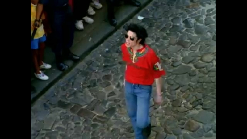 Michael Jackson - They Don't Care About Us (Brazil Version)