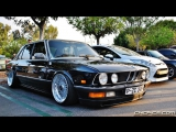 Classic Drive - BMW E28 Friends